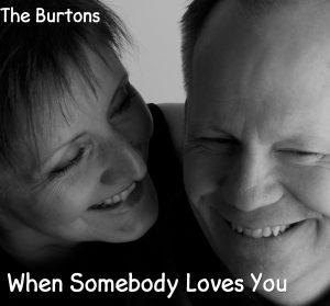 The Burton's Winnipeg CD Cover